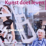 Download magazine 'Kunst doet leven'