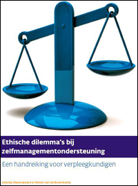 Download de handreiking 'Ethische dilemma's in de zorg'