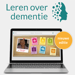 E-learning dementie