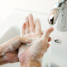 e-learning handhygiene